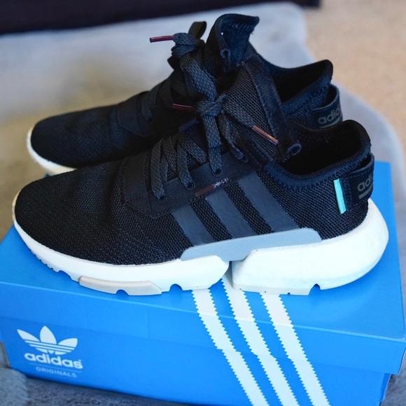 adidas Shoes - Adidas Originals POD-S3.1 Black Women's Sneakers